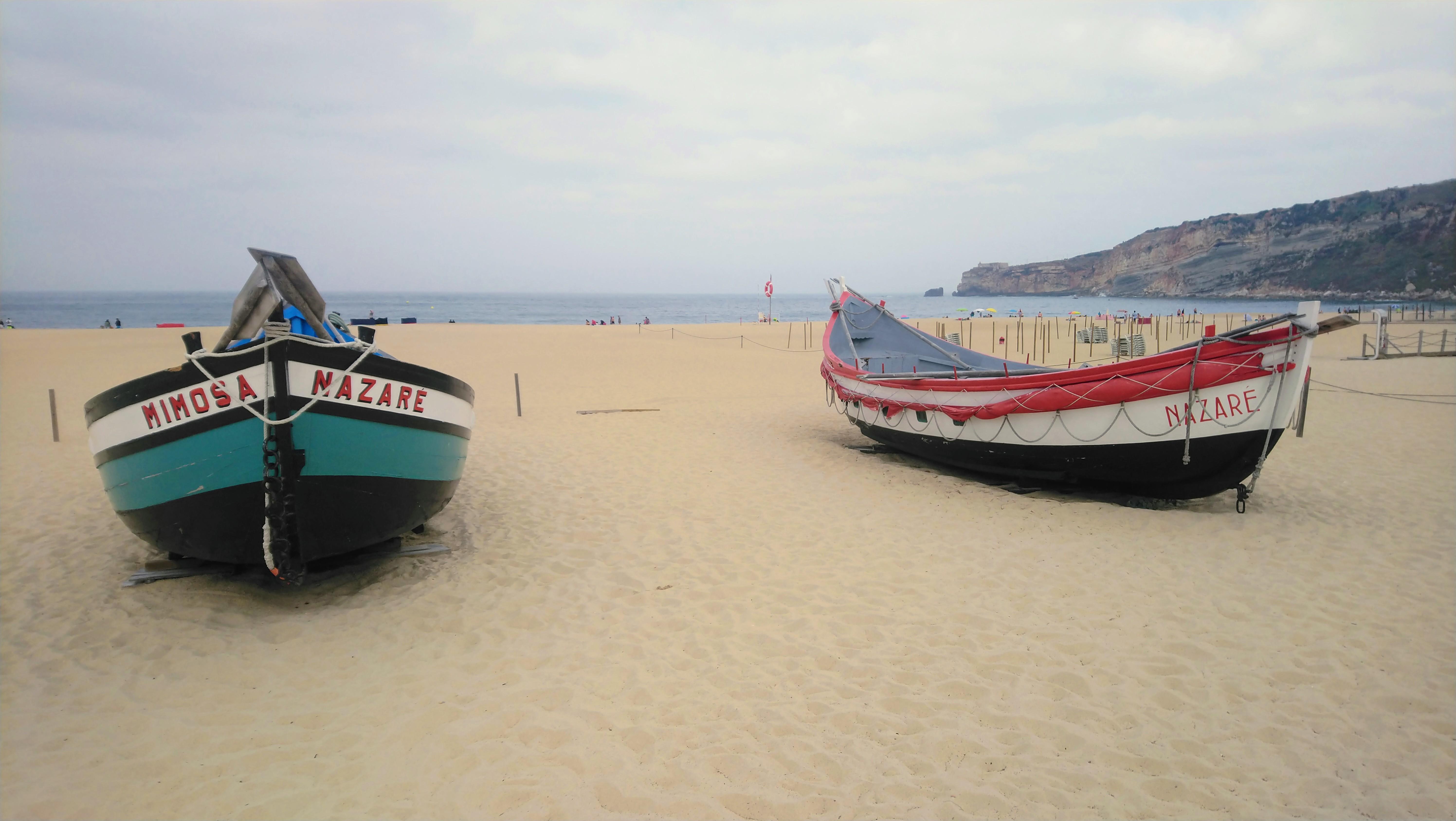 Notre Road Trip au PORTUGAL