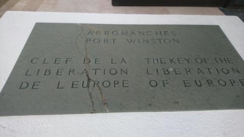 Clef de la libération de l'Europe