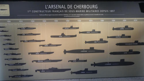 arsenal de cherbourg