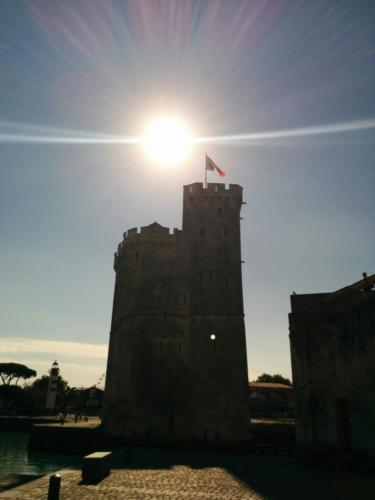 Soleil sur La Rochelle
